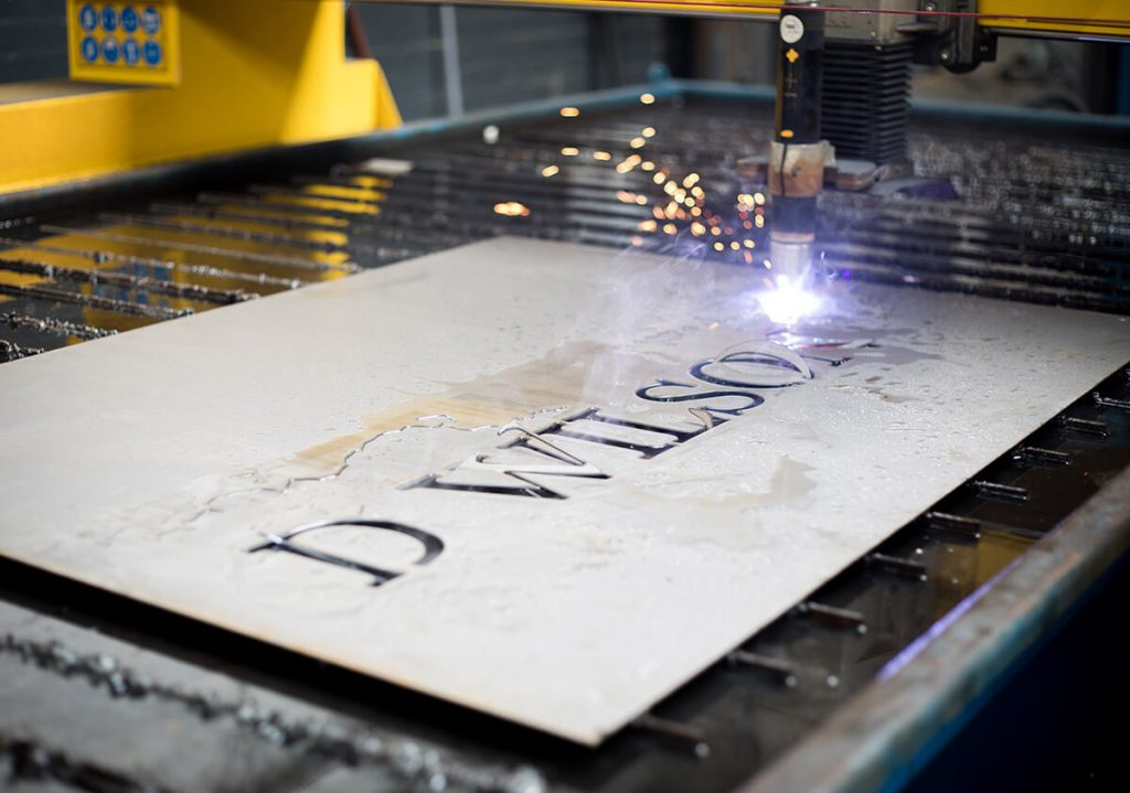 Waterjet Cutting and Plasma Cutting Services