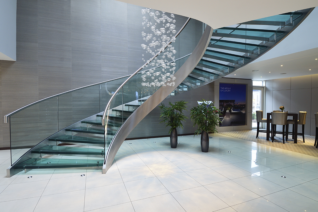 A Focus on Stainless Steel Staircase Benefits